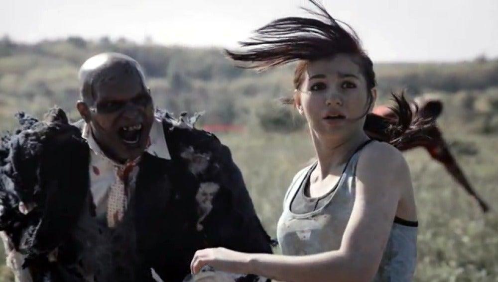 Carrera 'The Walking Dead'