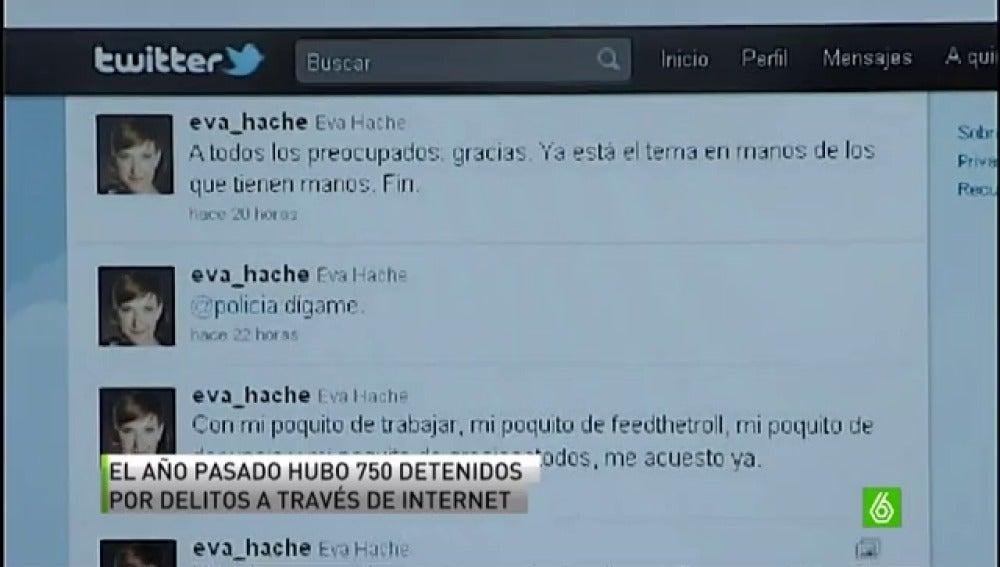Las amenazas y delitos en internet se han triplicado en España