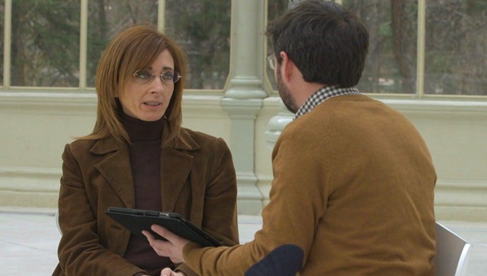 Elisa Chuliá, directora de Ciencias Políticas y Sociología de la UCM