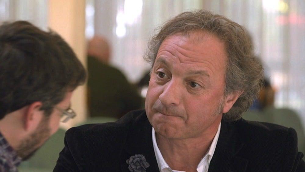 Diego Valero, profesor de Economía de la UB