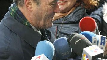 Antonio de Guindos, exedil de Seguridad del Ayuntamiento de Madrid.