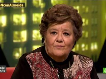 """Cristina Almeida cree que el caso de Isabel Monrós """"es una indignidad impropia de la justicia"""""""
