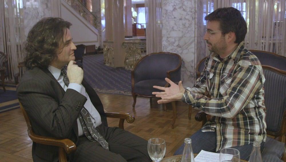 El periodista Pere Rusiñol