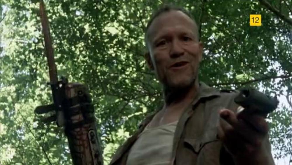 Merle Dixon regresa
