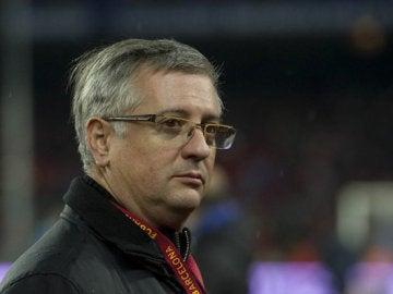 Xavi Martorell, exjefe de seguridad del Barça