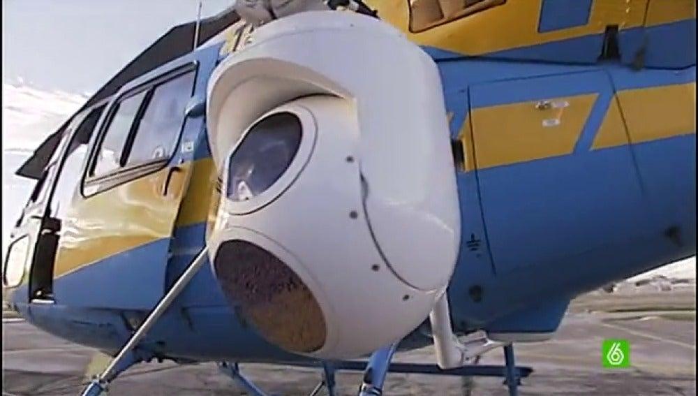 Pegasus, el primer radar del mundo que detecta infracciones desde el aire