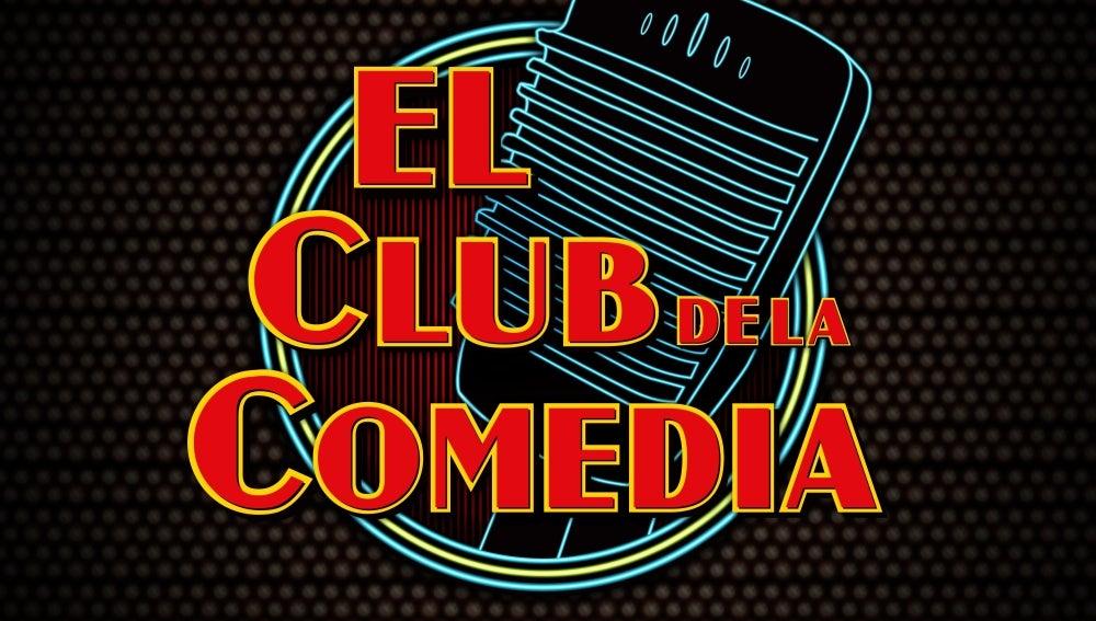 logo el club de la comedia