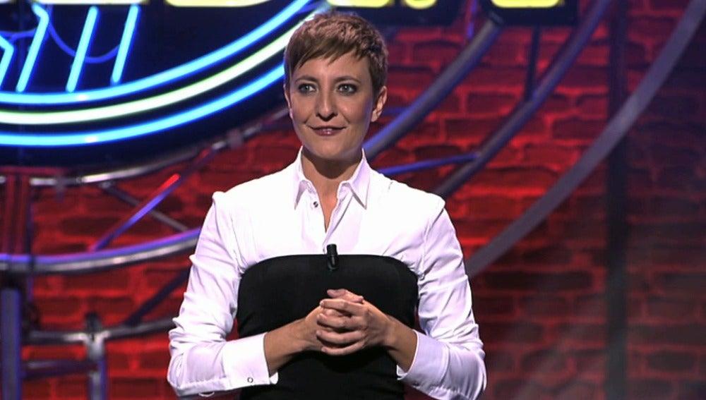 Eva Hache regresa con 'El Club de la Comedia'
