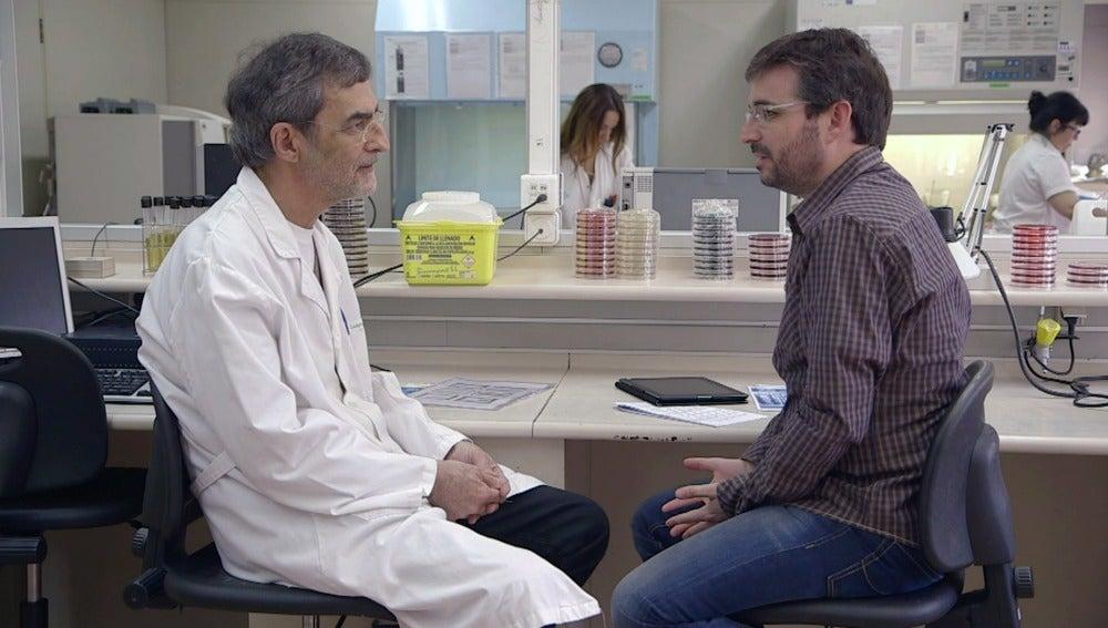 Joan- Ramon Laporte, director Fundació Institut Catalá Farmacología