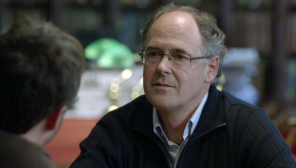 Ildefonso Hernández, exdirector general de salud pública