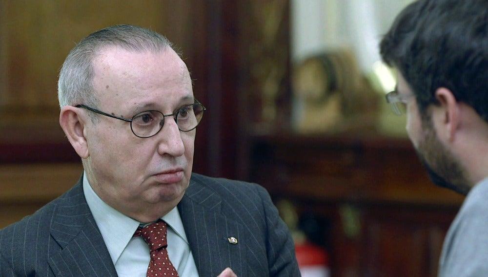 Melitón Cardona Torres, diplomático jubilado