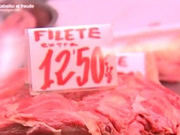 ¿Dónde van las 16.000 toneladas de carne de caballo que producimos al año?