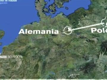 El rastro de la carne de caballo recorre media Europa