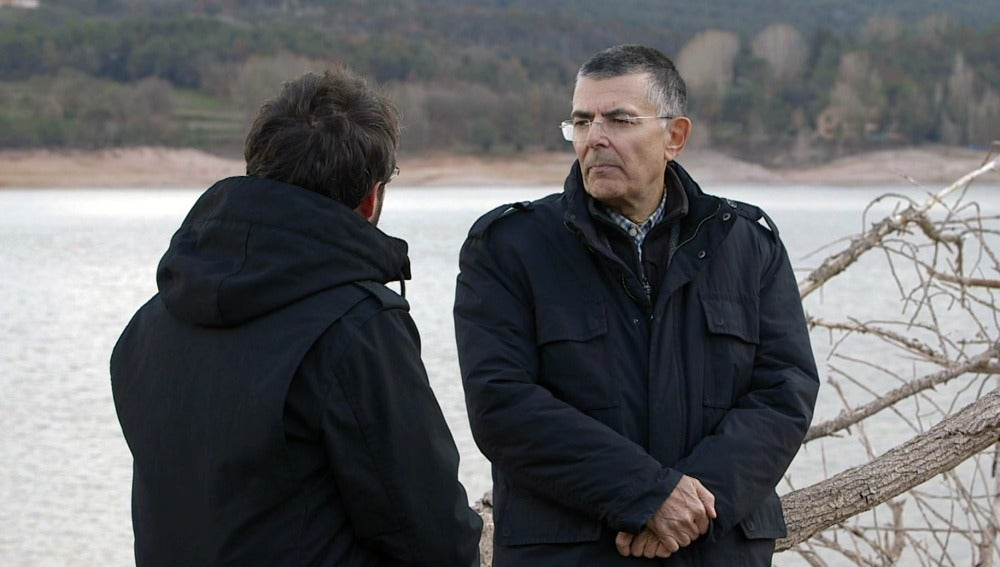 Jaume Solá, expresidente Aigües Ter-Llobregat