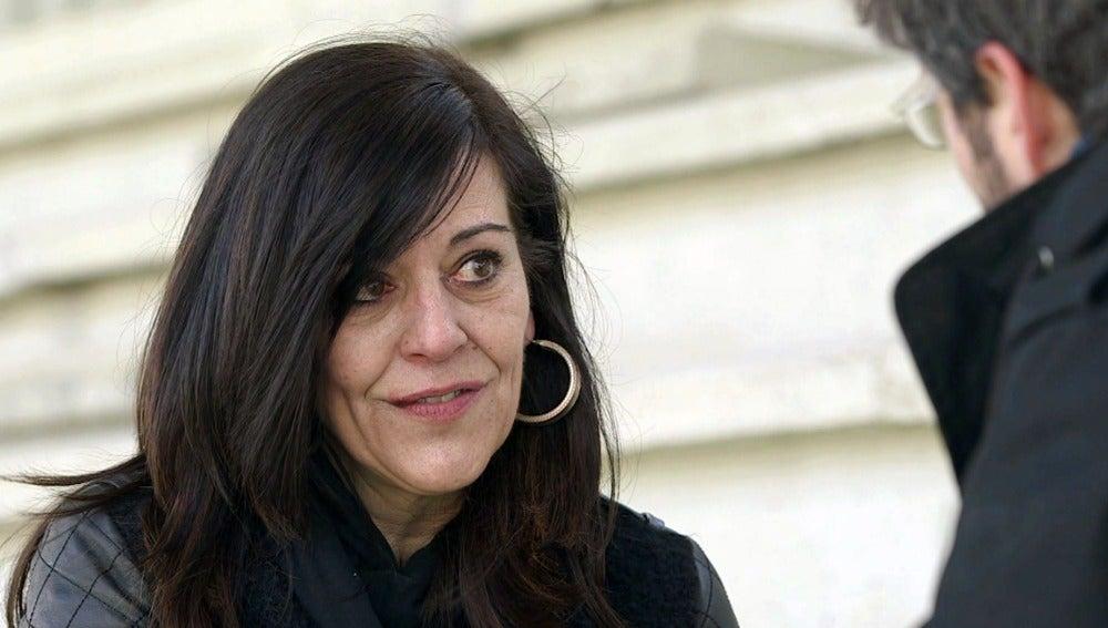 Cristina Huete, periodista de 'El País'