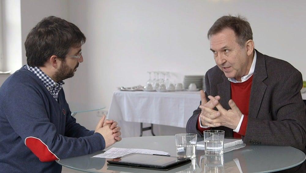 El periodista Antonio Ruiz del Árbol