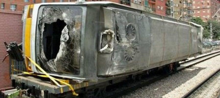 El tren accidentado del Metro de Valencia había sufrido tres descarrilamientos previos