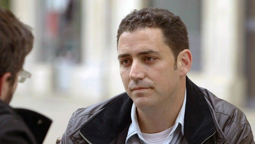 Vicent Peris, director del documental '0 responsables'