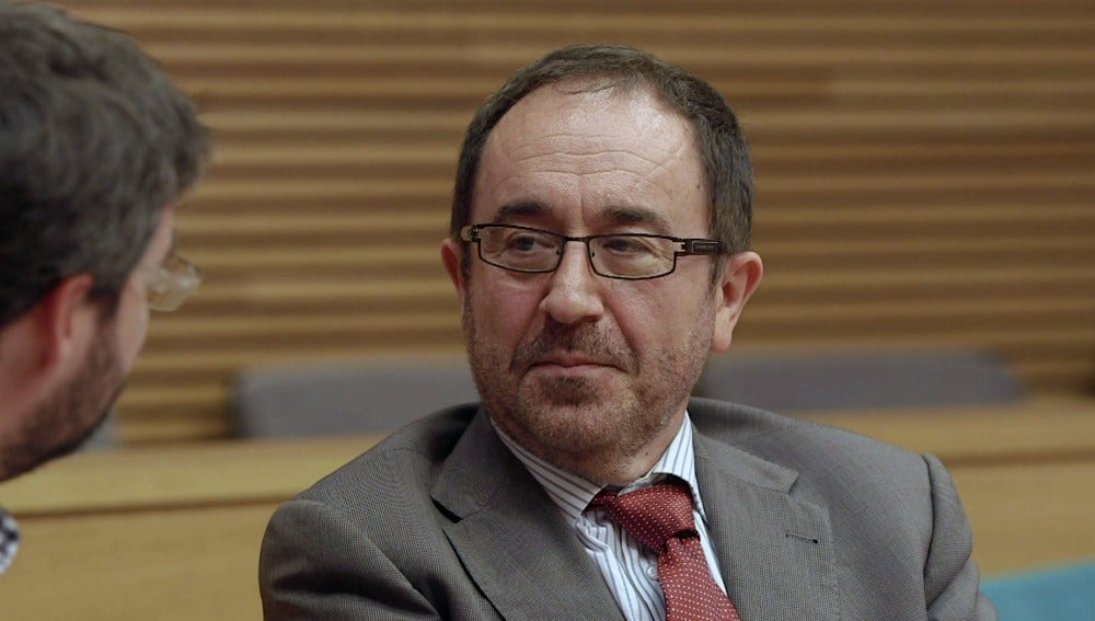 Andrés Perelló, exdiputado de las Cortes Valencianas por el PSPV- PSOE