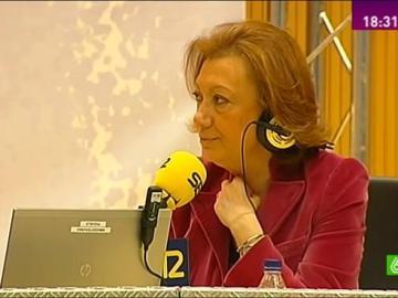 """Luisa Fernanda Rudi: """"Los sueldos de los políticos son altos, depende con qué se comparen"""""""