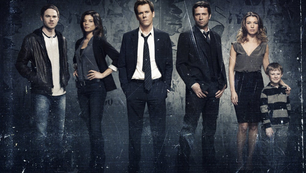 Equipo de The Following