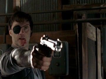 El Gobernador dispara a Merle