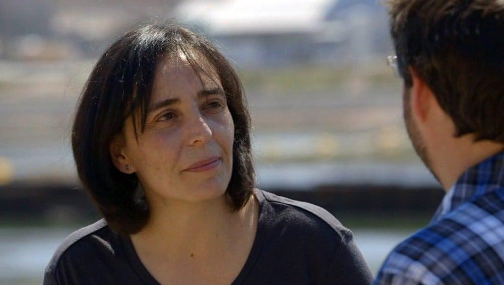 Sara del Río, responsable de la campaña de Contaminación de Greenpeace España