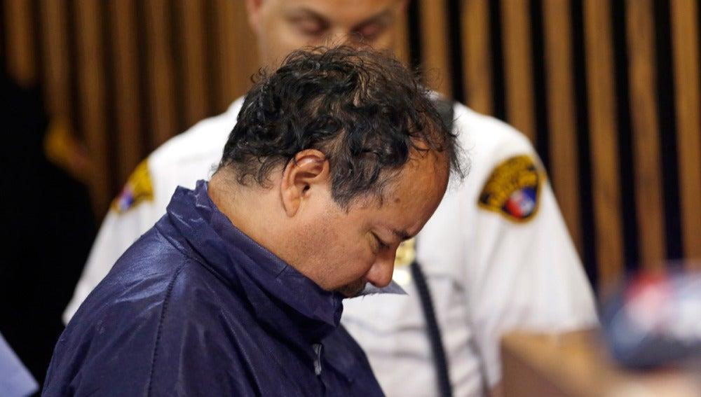 Ariel Castro comparece ante el juez en Cleveland