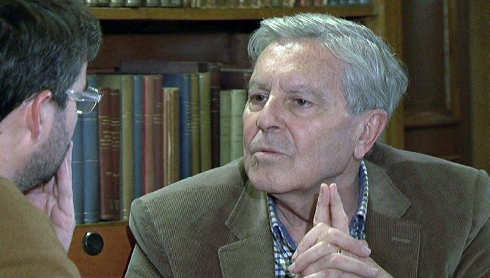 Carlos Jiménez Villarejo, exfiscal anticorrupción