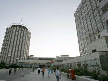 Hospital de La Paz.