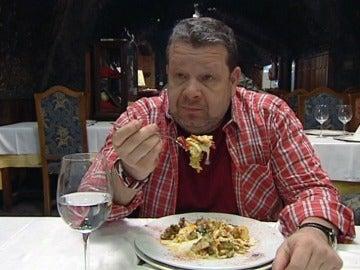Chicote come el revuelto de 'El Yugo de Castilla'