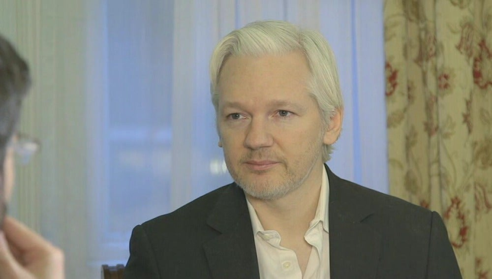Julian Assange en Salvados