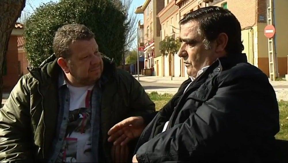 Chicote habla con el hermano de Cristóbal