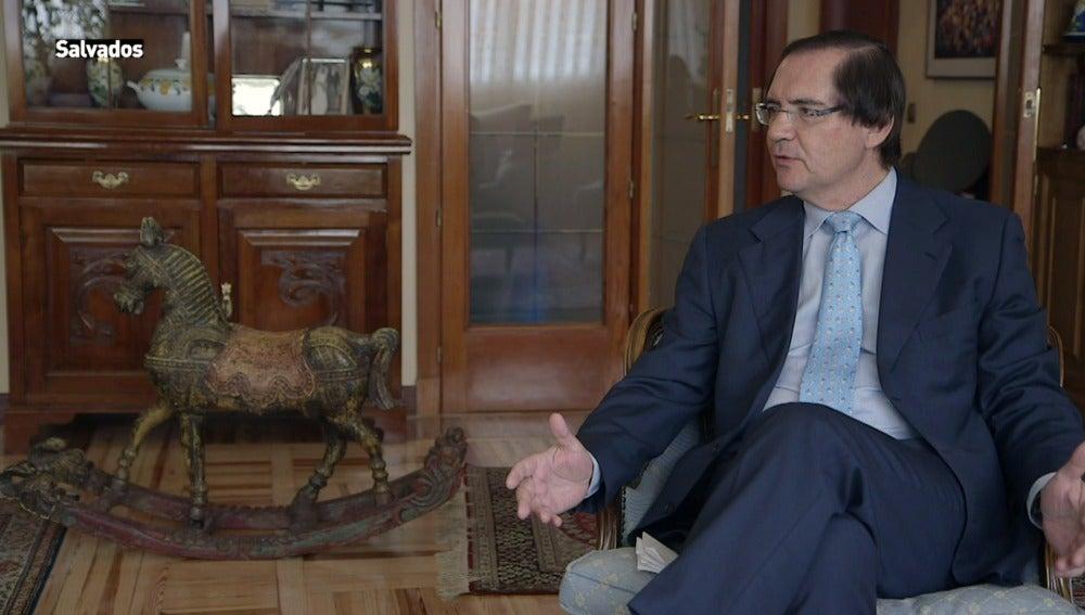 Jesús López- Medel, exdiputado del PP