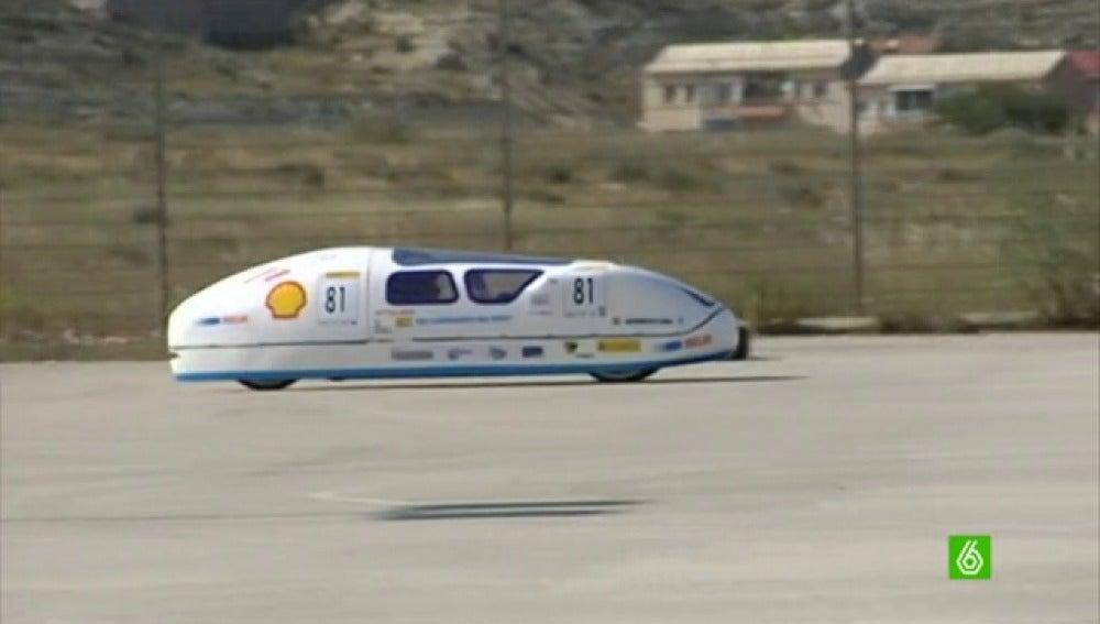 Nace el Eco-Da Vinci, uno de los vehículos más eficientes de EuropaNace el Eco-Da Vinci, uno de los vehículos más eficientes de Europa