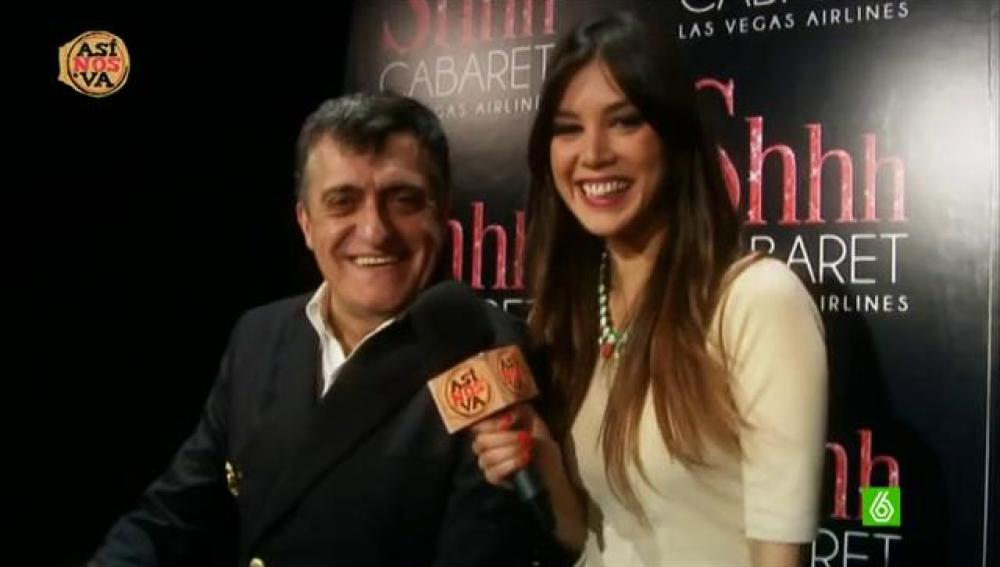 Wyoming y Marta Márquez