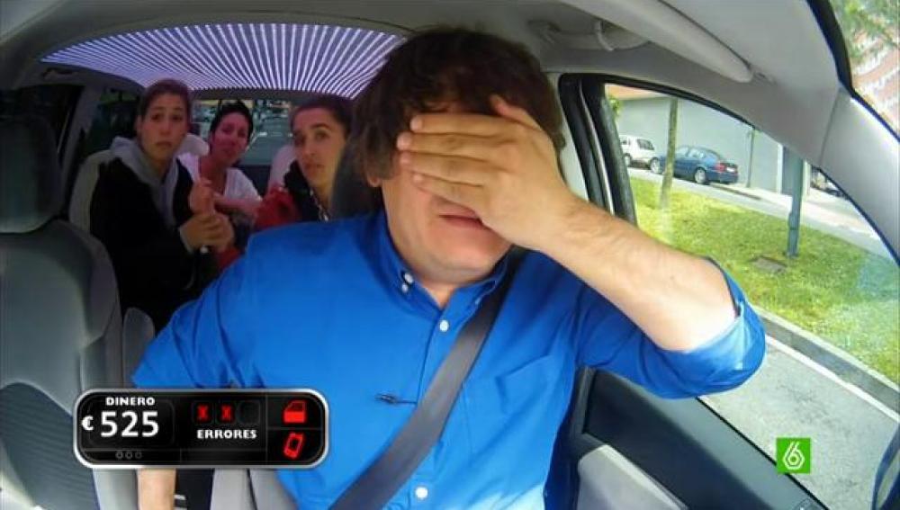 Taxi de Miki Nadal