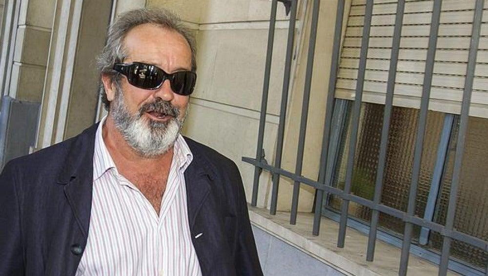 Juan Lanzas, en una imagen de archivo