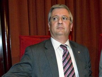 El director general de Servicios Penitenciarios, Xavier Martorell.