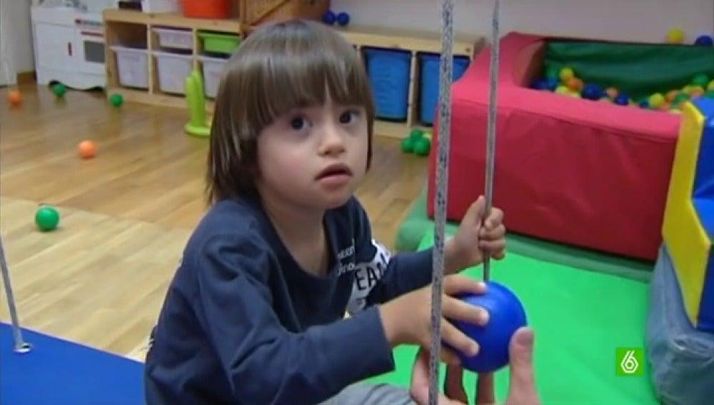 La reforma educativa de Wert no permite la integración a los niños con síndrome de Down