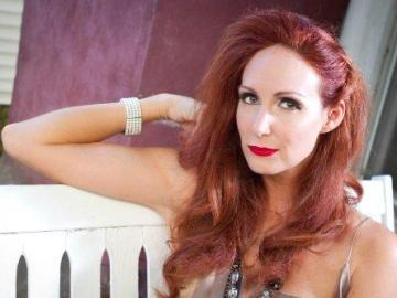 La actriz Shannon Rogers Guess Richardson