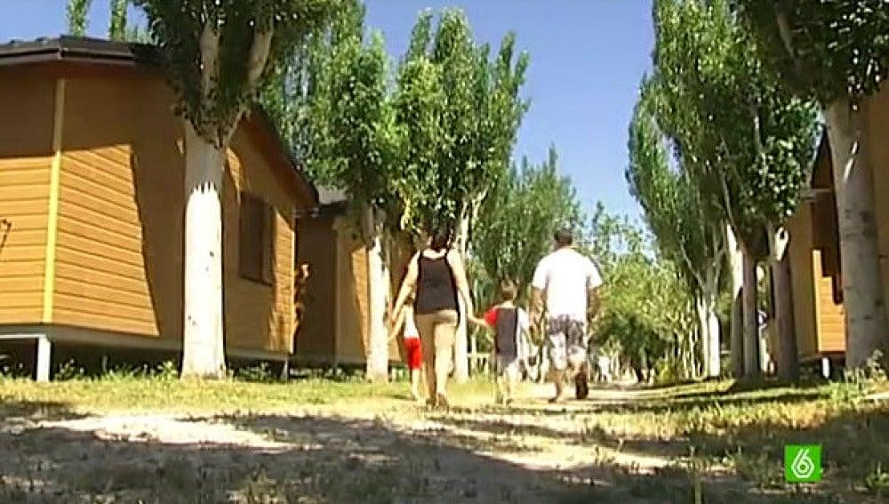Vacaciones gratuitas para 4.000 familias desempleadas con 'Bungalow Feliz'