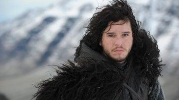 Jon Nieve en el Muro