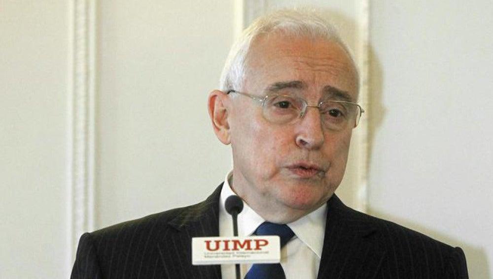 El presidente de la patronal bancaria, Miguel Martín