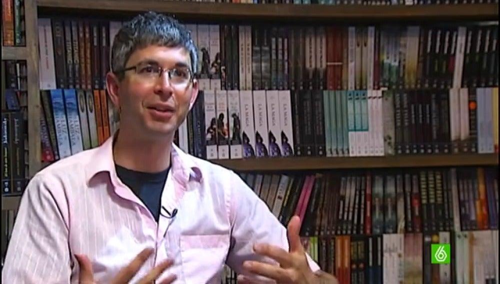 Yoram Bauman acerca la economía a la gente de forma comprensible y divertida