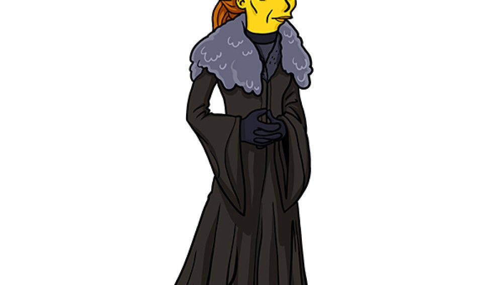 Catelyn Stark Simpson