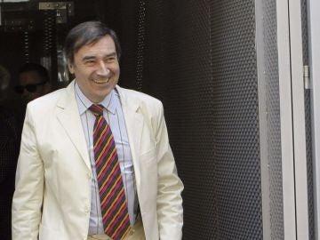 Pedro J. Ramírez a las puertas de la Audiencia Nacional