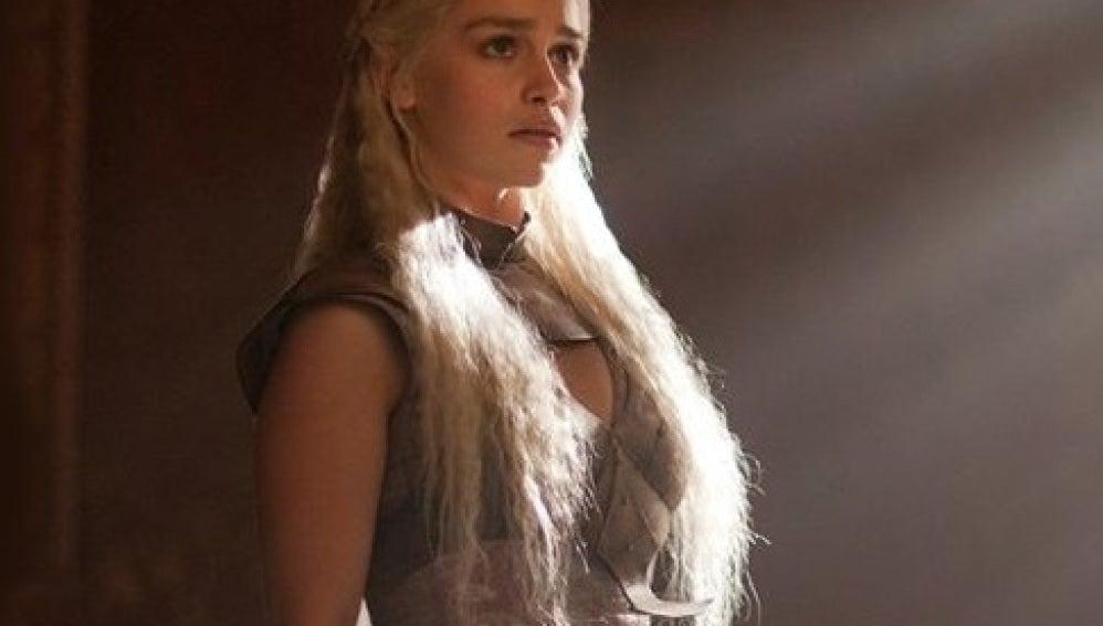 Daenerys Targaryen en Qarth