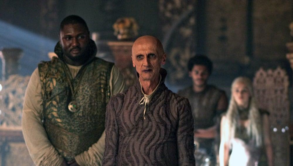La invitación de Daenerys a la Casa de los Eternos