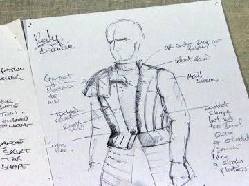 La compleja armadura de Renly Baratheon